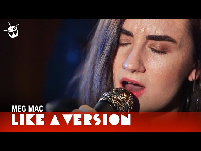 Meg Mac covers Tame Impala 'Let It Happen' for Like A Version