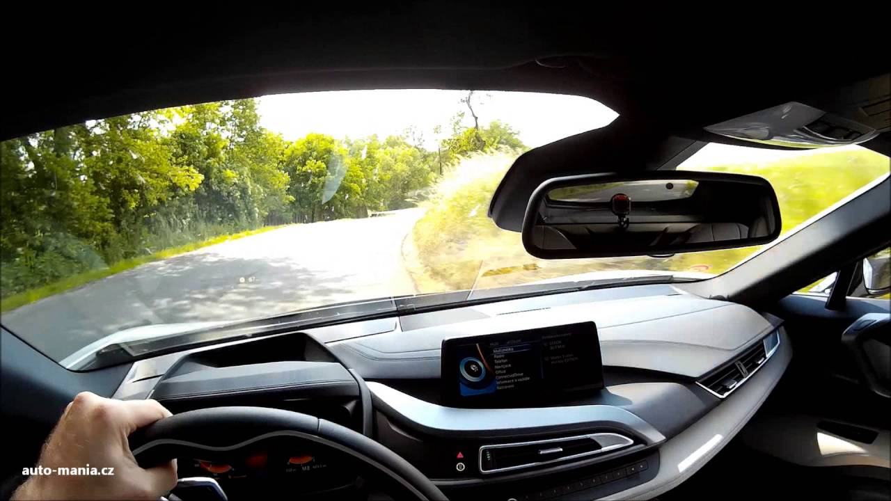 Bmw I8 Pov Drive On Board Engine Sound Youtube