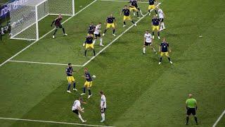GERMANY 2-1 SWEDEN | TONI KROOS FREE KICK GETS DIE MANNSCHAFT OUT OF JAIL!