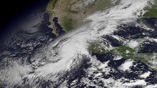 "Rekord-Hurrikan ""Patricia"" erreicht mexikanisches Festland"