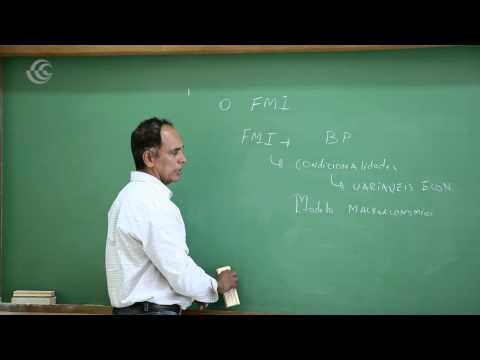 Análise Macroeconômica : Fundo Monetário Internacional (FMI)