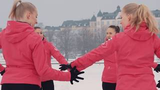 ISU World Synchronized Skating Championships in Helsinki 12-13 April 2019