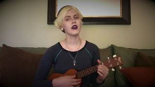 "Baixar Brandi Carlile - ""The Joke"" - Ukulele Cover by Anna Dawahare"