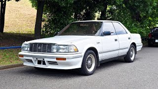 1990 Toyota Crown Royal Saloon (USA Import) Japan Auction Purchase Review