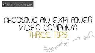 How to Select Explainer Video Companies