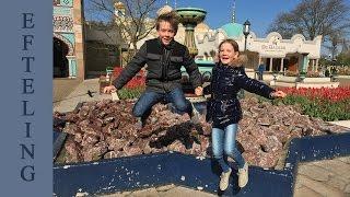 Emmas Ponywelt - Emma und Lukas im Efteling April 2017