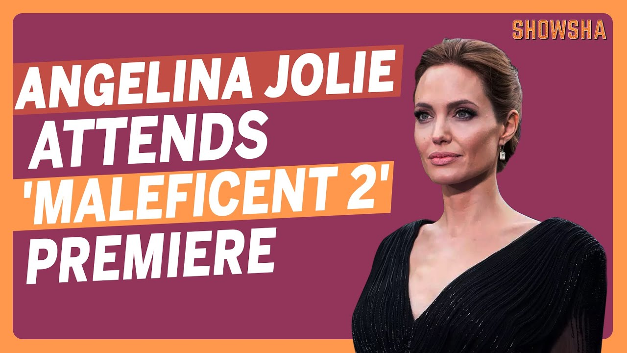 Maleficent 2 European Premiere Angelina Jolie Chats About Motherhood Cultural Diversity