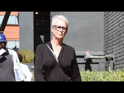 Jamie Lee Curtis Asked If Harvey Weinstein Is Being Treated Fairly