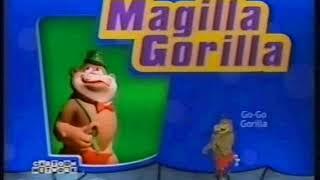 Very Rare - Boomerang Bumpers - Magilla Gorilla - Found By Keith Ferguson