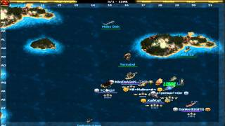 Seafight Bot 2014 topienie gracza na bocie