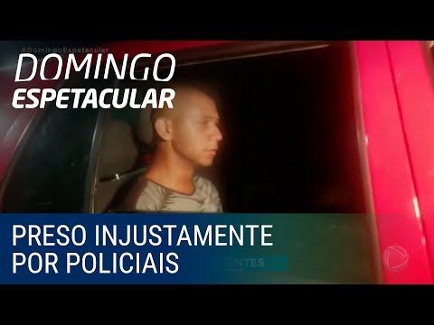 Reportagem da Semana: Jovem é preso injustamente por policiais no interior de SP