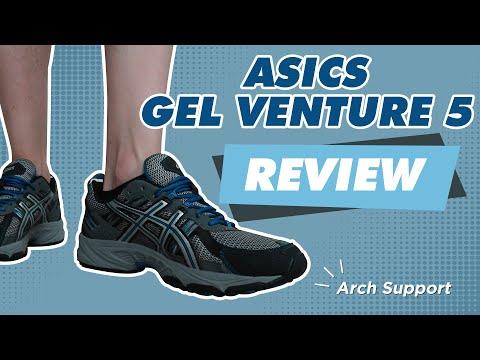 Asics Gel Venture 5 - Best Running Shoes for Plantar Fasciitis (2020)