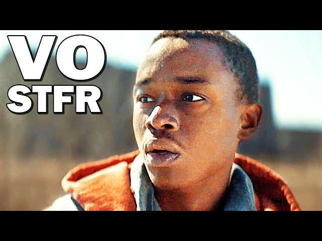 CAPTIVE STATE Trailer VOSTFR ★ John Goodman (Bande Annonce 2019)