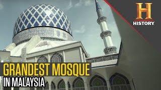 Masjid Sultan Salahuddin Abdul Aziz Shah: Grandest Mosque in Malaysia | My Mosque