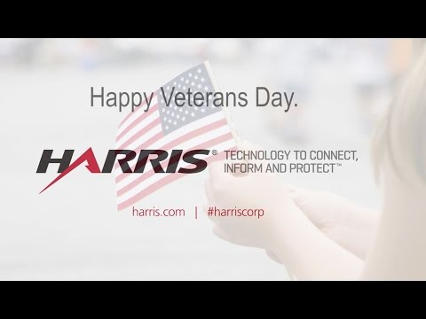Harris Honors Veterans