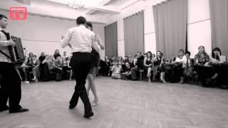 Roman Mamaev and Sergey & Viktoria, White Tango Festival 2010, Russia, Moscow