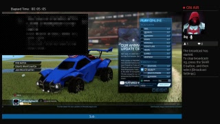 Rocket league    |gameplay part 1 | ps4