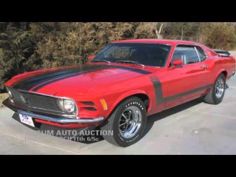 Mecum Kansas City Collector Car Auction