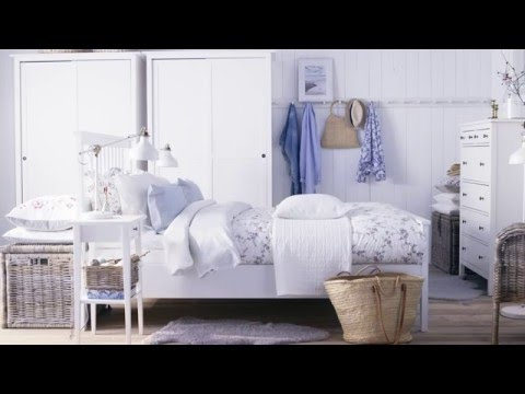 HEMNES bedroom family - YouTube