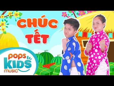 Mầm Chồi Lá Tập 154 - Chúc Tết - Nhạc Thiếu Nhi Sôi Động | Vietnamese Kids Song