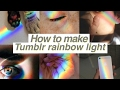 Come fare foto Tumblr // Rainbow Light Effect [SUB ENG]