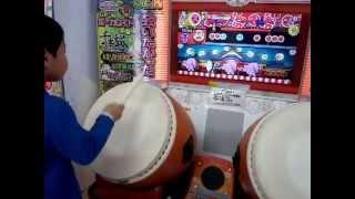 太鼓の達人 X JAPAN「紅」☆8 鬼レベル!