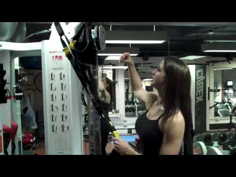 TRX Suspension Training & the benefits of having a personal trainer