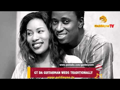 GT DA GUITARMAN WEDS TRADITIONALLY