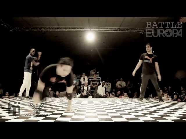 BATTLE EUROPA 2012 | POCKEMON(Fr) Vs MOMENTUM(Portugal) | FINAL