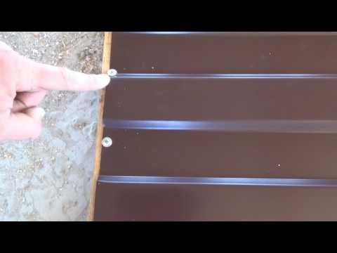 видео: секреты подшивки свесов кровли часть 2