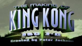 "The Making of ""King Kong 360 3-D"" at Universal Studios Hollywood - Segment 1 of 4"