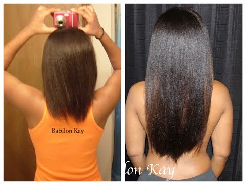 Mane And Tail For Natural Hair Growth