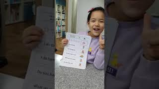 [엄마표영어] 초등1학년 Do 활용 문장 읽기 - 호호…