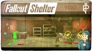 Let's Play Fallout Shelter #439 ☢ Ein Ghul-Happening