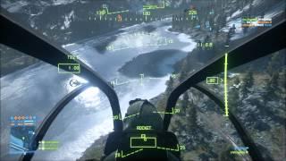 [HD] Battlefield 3 Armored Kill Gameplay on Ultra