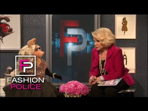 Fashion Police  She Said What?! Look Back at Joan Rivers' Wildest Words  E!