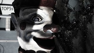 5 Scariest & Most Haunted Amusement Parks