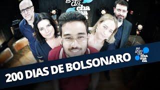 TOFFOLI E O COAF, BOLSONARO 200 DIAS, #VAZAJATO, KIM KATAGUIRI E O MBL, TWITTER E O DIABO