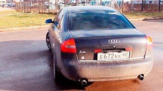 Обзор Audi A6 Quattro V6 - 3.0(Обзор Audi A6 Quattro V6 - 3.0 ➨ Приятного вам просмотра! ➨ Канал Влада : http://vk.cc/4MueEw ➨ Канал Васи : http://vk.cc/4Muf75 ➨ Понрав..., 2016-02-15T07:00:00.000Z)