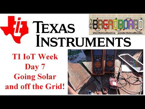 TI IoT Week, Sensor Node Project Part 7
