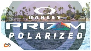 Are Oakley PRIZM Lenses Polarized? | SportRx