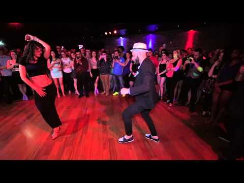 Ataca & Desiree - Latch Bachata Dance