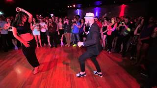 Ataca & Desiree - Latch Bachata Dance