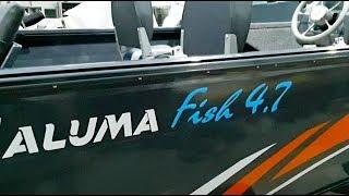 Обзор Aluma Fish 4,7 первые впечатления.