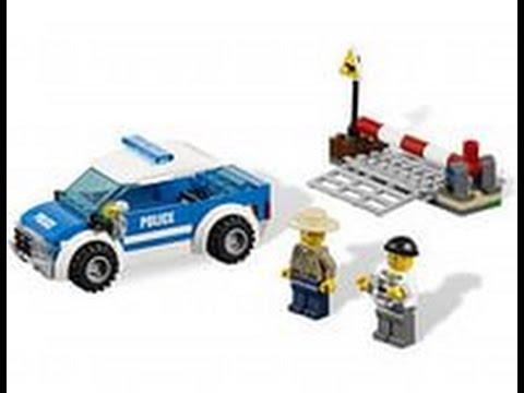 картинки лего лесная полиция