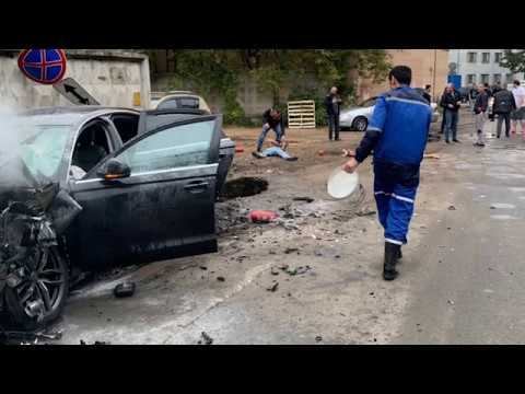 (12 +) Состояние пострадавших в аварии на ул. Силикатной