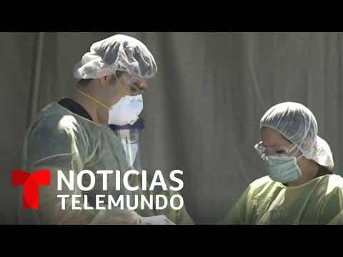 Las Noticias De La Mañana, 7 De Abril De 2020 | Noticias Telemundo