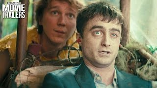 Daniel Radcliffe is a farting corpse in Swiss Army Man | Official Trailer [HD]