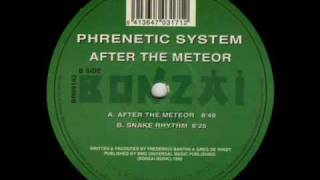 Phrenetic System - After The Meteor