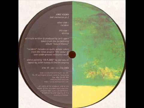 Joris Voorn - Incident (Original Mix)